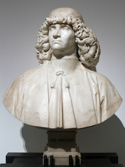 Bust of Giovanni Bellini