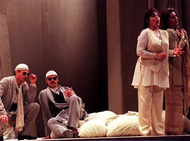 Così fan tutte performed at The Royal Opera House