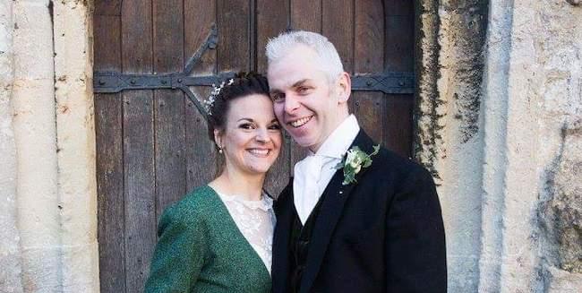 Rupert Hannah wedding